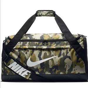 Nike Brasilia Medium Duffle - All Over Print